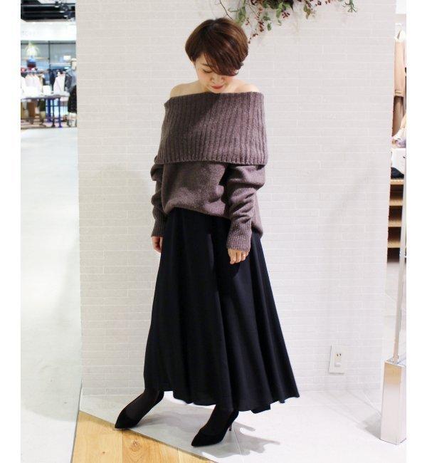 【プラージュ/Plage】 スパメントフレアースカート◆ [送料無料]