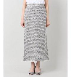 【プラージュ/Plage】 ツイード調 ニットスカート [送料無料]