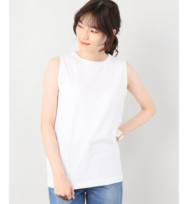 【プラージュ/Plage】 BASIC タンクトップTシャツ