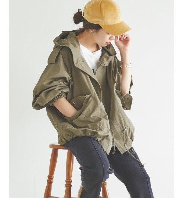 【プラージュ/Plage】 JANE SMITH SHORT モッズコート◆