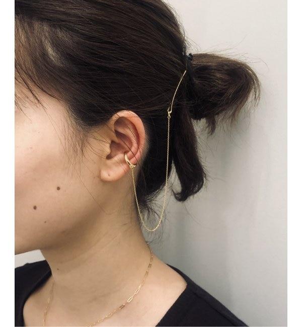 アイルミネで買える「【プラージュ/Plage】 《予約》【ucalypt/ユーカリプト】 EAR CUFF WITH ヘアピン◆」の画像です。価格は9,790円になります。