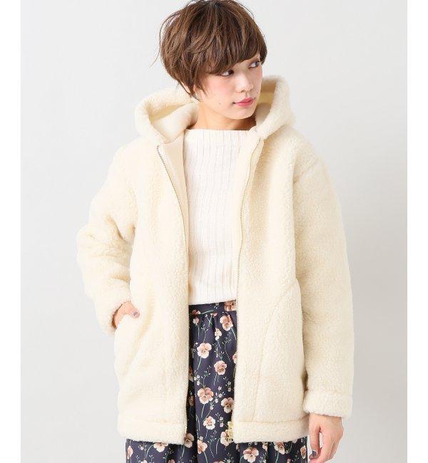 【イエナ/IENA】 COLD BREAKERフリースブルゾン [送料無料]