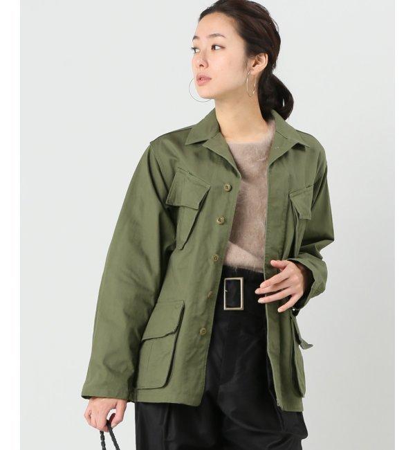 【イエナ/IENA】 WOOLRICH BDU シャツジャケット [送料無料]
