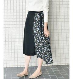 【イエナ/IENA】 CLANE ヴィンテージフラワードッキングスカート◆ [送料無料]