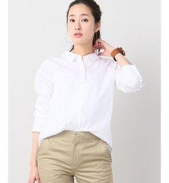 【イエナ/IENA】THOMASMASONルーズネックシャツ[送料無料]