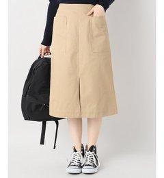 【イエナ/IENA】 チノAラインスカート [送料無料]