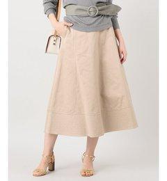 【イエナ/IENA】AILEバギーサテンAラインスカート◆[送料無料]