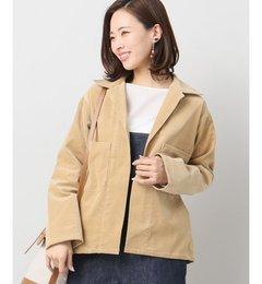 【イエナ/IENA】AURALEEWASHEDコーデュロイシャツジャケット[送料無料]