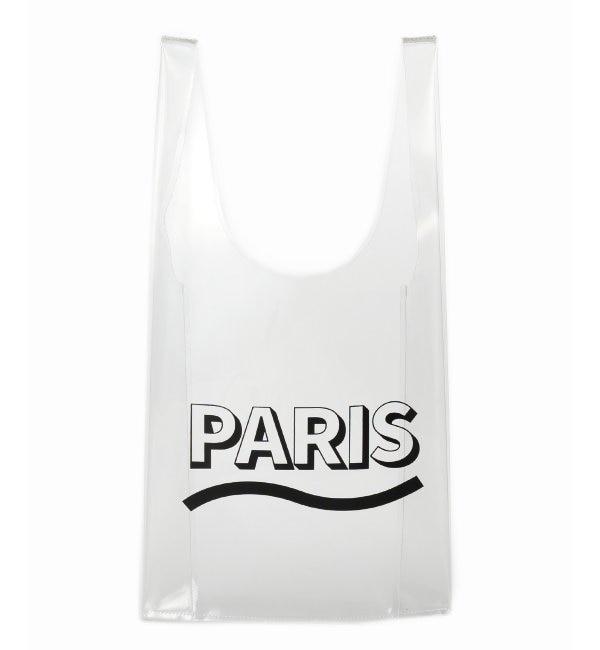 【イエナ/IENA】 WIFFLE PVC PARISバッグ's image