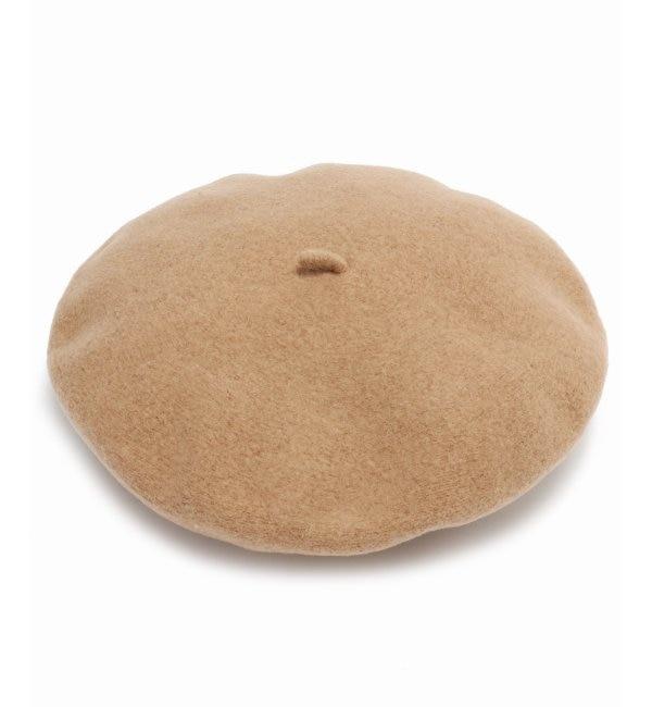 【イエナ/IENA】 Le Beret Francais ウールベレー帽