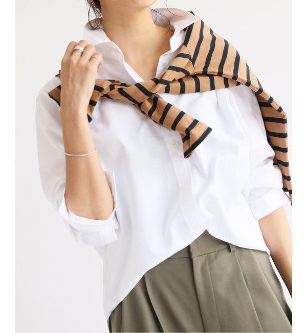 【イエナ/IENA】 レギュラーカラーシャツ◆
