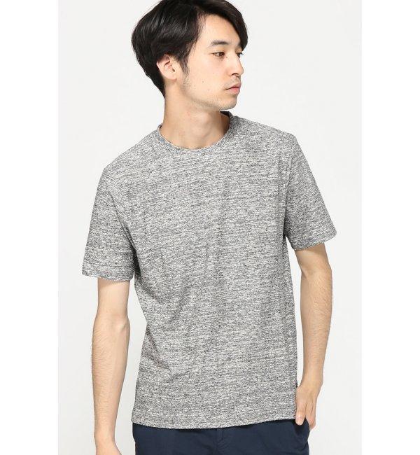 【エディフィス/EDIFICE】 ランダムパイルC/NTシャツ [送料無料]