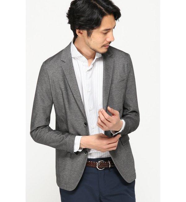 【エディフィス/EDIFICE】 SOLIDO(ソリード) ex超度詰めカノコジャケット [送料無料]