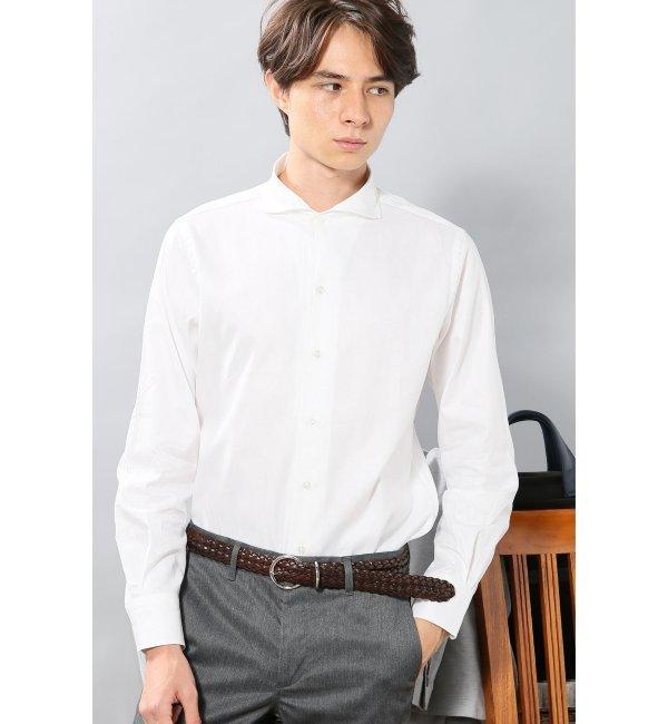 【エディフィス/EDIFICE】 ロイヤルオックスワンピースカラーシャツ [送料無料]