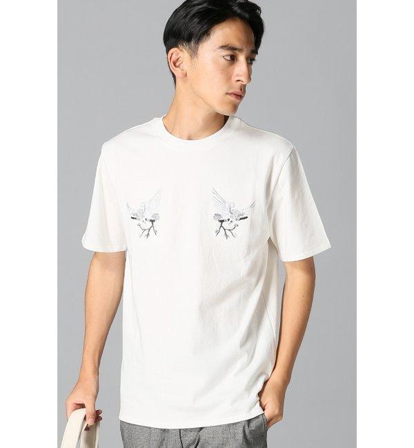 【エディフィス/EDIFICE】 フロントガラスーベニールTシャツ [送料無料]