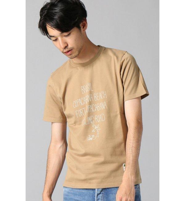 【エディフィス/EDIFICE】 オーコットCYCLE Tシャツ [送料無料]
