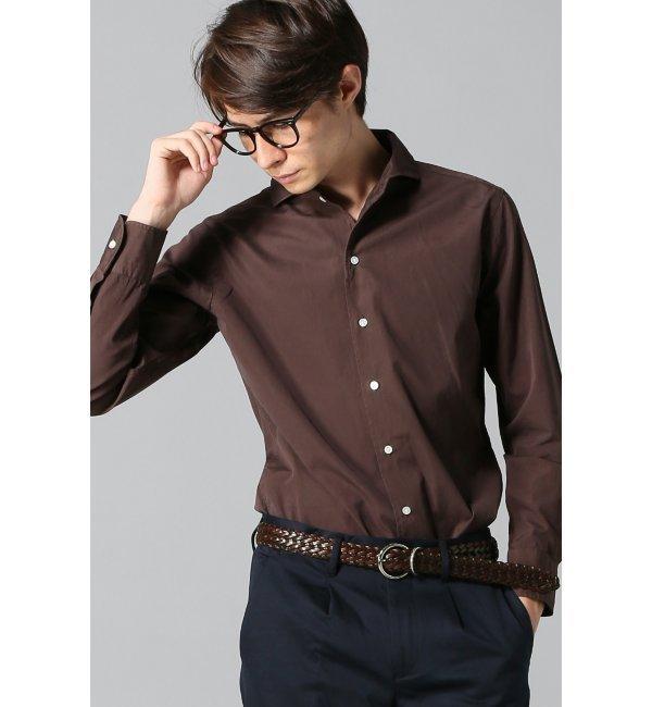 【エディフィス/EDIFICE】 SOKTASガーメントダイスポーツシャツ [送料無料]