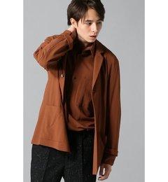 【エディフィス/EDIFICE】 AILE 2/80トロワッシャー シャツジャケット [送料無料]