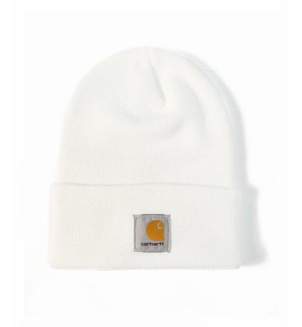 【エディフィス/EDIFICE】 CARHARTT WIP / カーハート ACRYLIC WATCH HAT [3000円(税込)以上で送料無料]