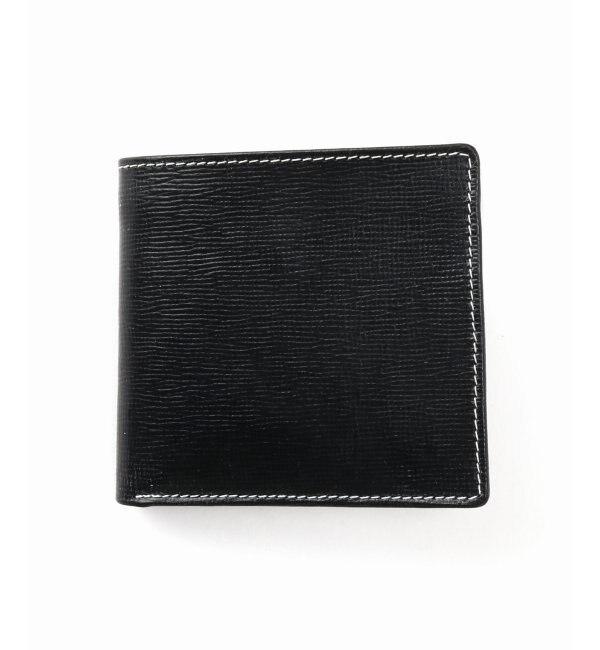 【エディフィス/EDIFICE】 WHITE HOUSE COX 別注 二つ折りコインアリ [送料無料]