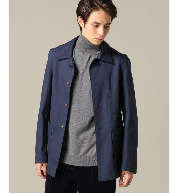 【エディフィス/EDIFICE】 Mr Smith Workwear Blouson(カバーオールJK) [送料無料]