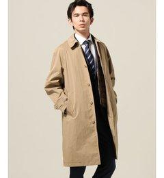 【エディフィス/EDIFICE】 TATRAS別注インナーダウンツキステンカラーコート [送料無料]