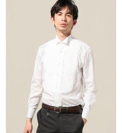 【エディフィス/EDIFICE】ウィングカラーイカムネシャツ[送料無料]