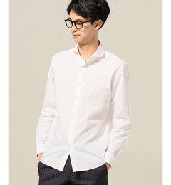 【エディフィス/EDIFICE】LadefenceMONTIシアサッカーシャツ[送料無料]