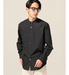 【エディフィス/EDIFICE】Abessモノトーンパターンシャツ[送料無料]