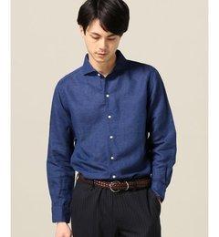 【エディフィス/EDIFICE】MONTIL/CROYALOXワンピースカラーシャツ[送料無料]