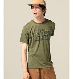 THE NORTH FACE / ザ ノースフェイス S/S Camouflage Logo Tee【エディフィス/EDIFICE Tシャツ・カットソー】