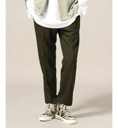ファッションメンズのイチオシ|【エディフィス/EDIFICE】 T/R サージ イージーアンクルカットパンツ [送料無料]