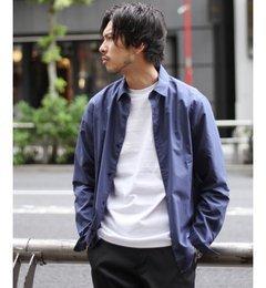 【エディフィス/EDIFICE】 C/テンセルタイプライターロールアップレギュラーカラーシャツ [送料無料]