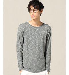【エディフィス/EDIFICE】 ABスパンフライスクルーネックTシャツ [3000円(税込)以上で送料無料]