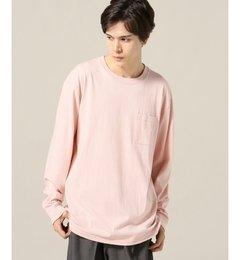 【エディフィス/EDIFICE】 16/-天竺ロングスリーブTシャツ [3000円(税込)以上で送料無料]