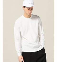 NIKE SB / ナイキ エスビー DRI-FIT サーマルL/S【エディフィス/EDIFICE メンズ Tシャツ・カットソー ホワイト ルミネ LUMINE】