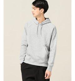 NIKE SB / ナイキ エスビー HO17アイコングラフィックフーディ【エディフィス/EDIFICE メンズ Tシャツ・カットソー グレー ルミネ LUMINE】