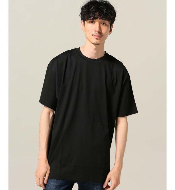 【エディフィス/EDIFICE】 ATON / エイトン OVERSIZED Tシャツ