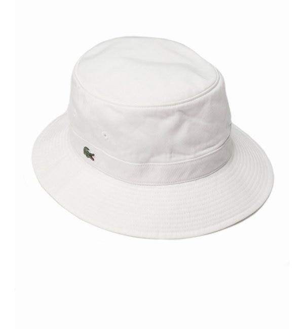 【エディフィス/EDIFICE】 LACOSTE / ラコステ BASIC HAT