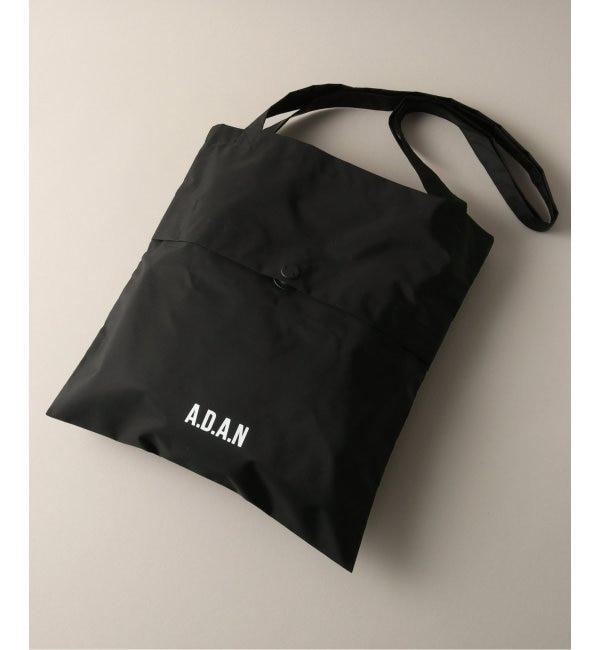 【エディフィス/EDIFICE】 ADAN / エーディーエーエヌ NYLON BAG