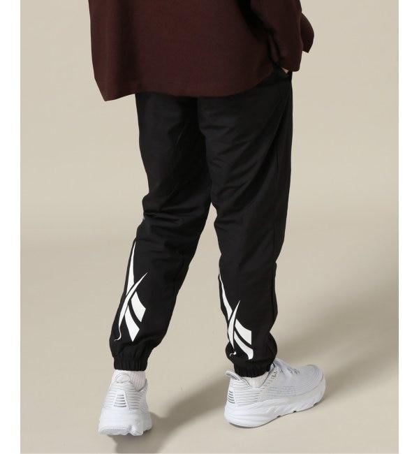 【エディフィス/EDIFICE】 【REEBOK / リーボック】CL VECTOR FR TRACK PANTS