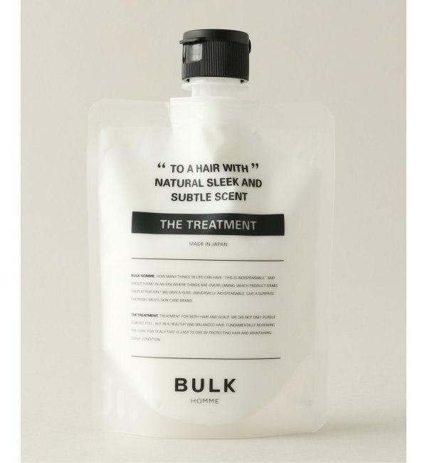 【エディフィス/EDIFICE】 【BULK HOMME / バルク オム】 THE TREATMENT