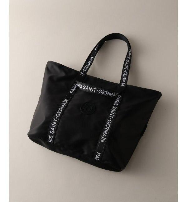 人気メンズファッション|【エディフィス/EDIFICE】 Paris Saint-Germain / パリサンジェルマン TOTE BAG