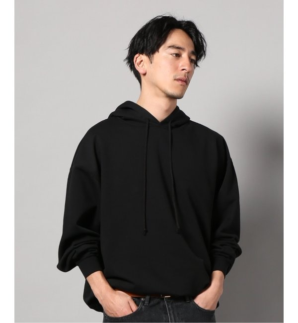 【エディフィス/EDIFICE】 AURALEE / オーラリー SUPER SOFT SWEAT BIG P/O PARKA
