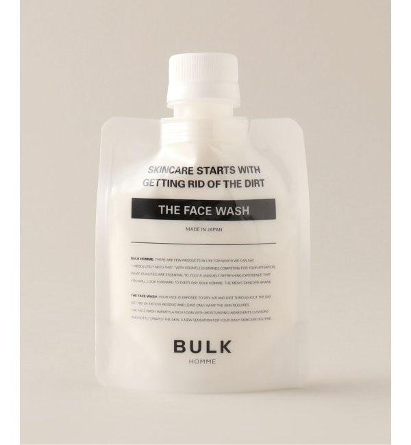 【エディフィス/EDIFICE】 【BULK HOMME / バルク オム】 THE FACE WASH