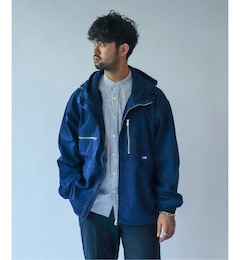 【THE NORTH FACE PURPLE LABEL】Indigo Mountain Field Parka