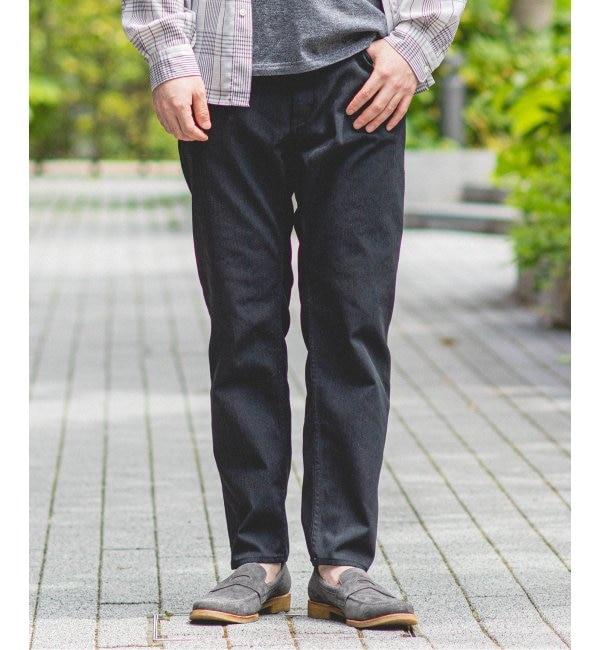 モテ系メンズファッション 【エディフィス/EDIFICE】 【SOLOTEX(R) / ソロテックス(R)】5ポケット デニムパンツ