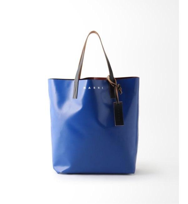 【MARNI / マルニ】PVC TRIBECA バーチカルショッピングバッグ