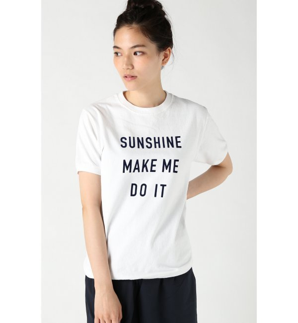 【ジャーナルスタンダード/JOURNAL STANDARD】 【Goodwear/グッドウェア】 SUNSHINE リブ Tシャツ [送料無料]