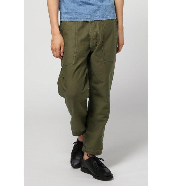 人気メンズファッション BLEU DE PANAME/ ブルードゥパナム: PANT FATIGUE / パンツ